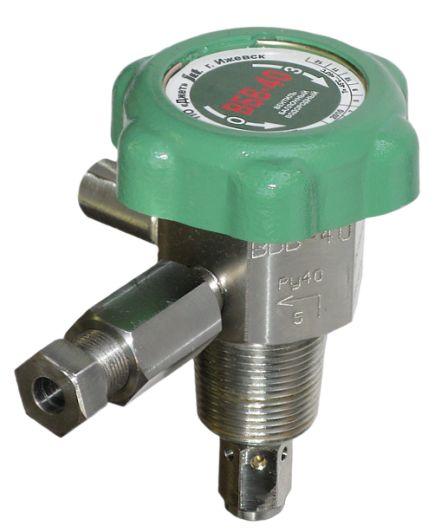 Вентиль водородный ВБВ-40 Джет 280