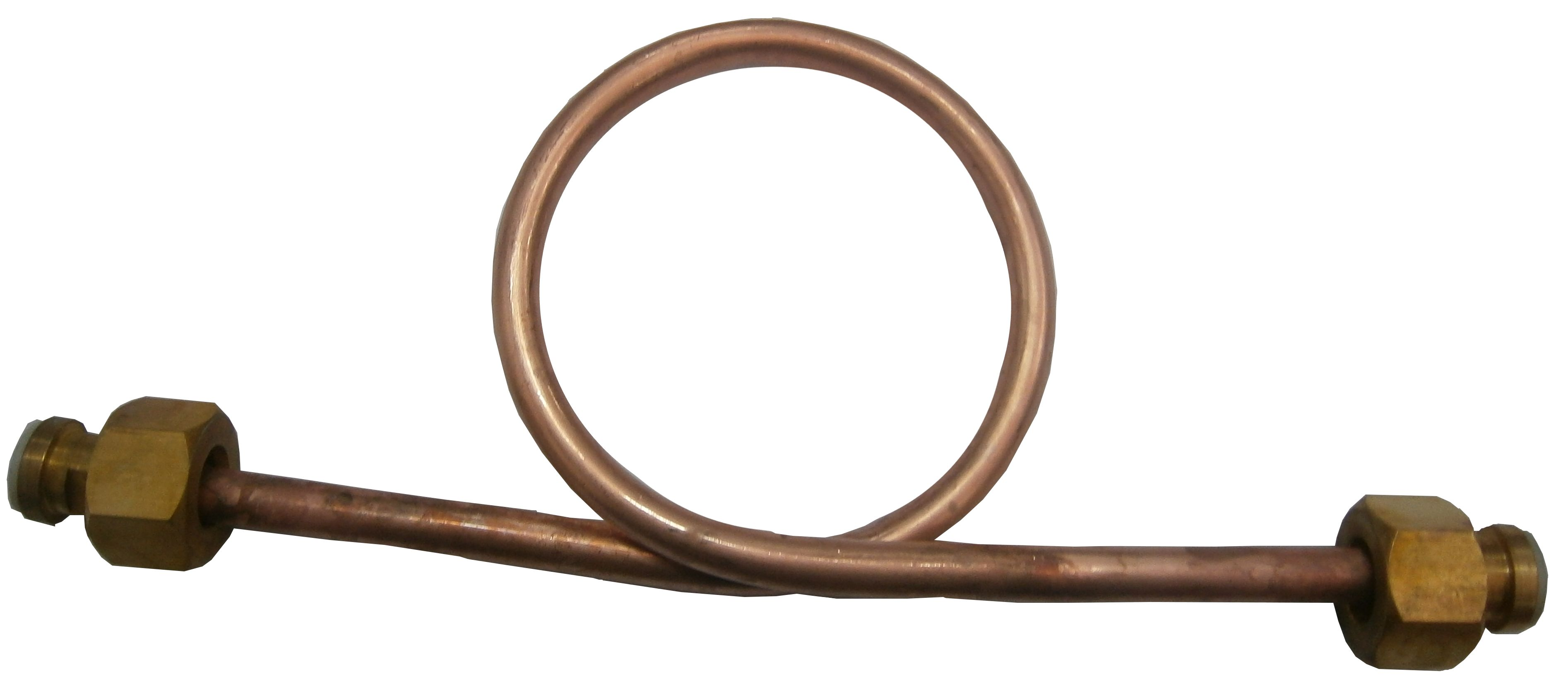 Змеевик ЗМК межрамповый 34-34 (122 медь)