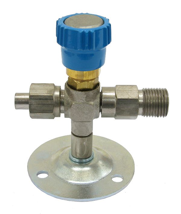 Клапан запорный К-1101-16