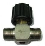 Клапан запорный К-1110-16