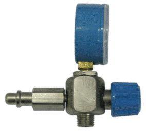 Клапан запорный К-2413-10 (РРК-30М DIN) - регулятор расхода кислорода