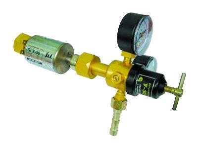 Регулятор с подогревателем У-30П (углекислый газ)_