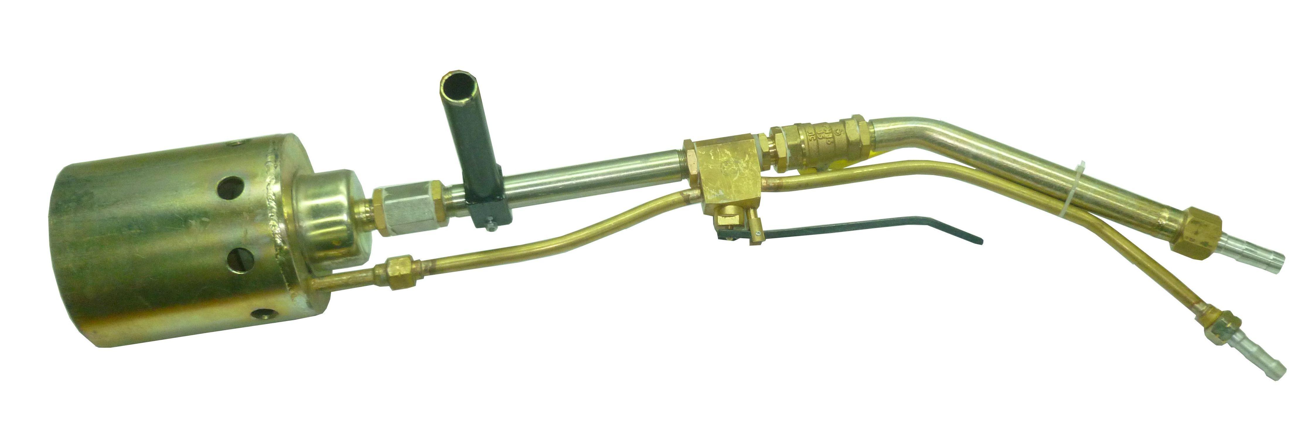 2) Горелка газовоздушная ГВД ДЖЕТ 232