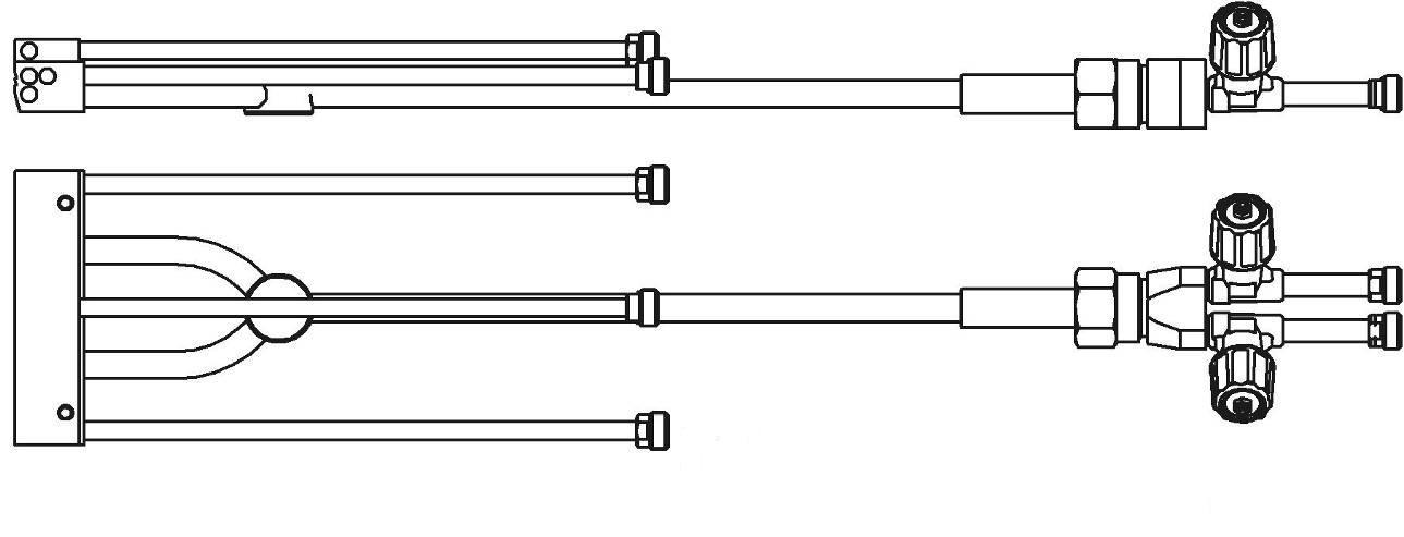 2. Горелка ГП-2 ТАУ-75