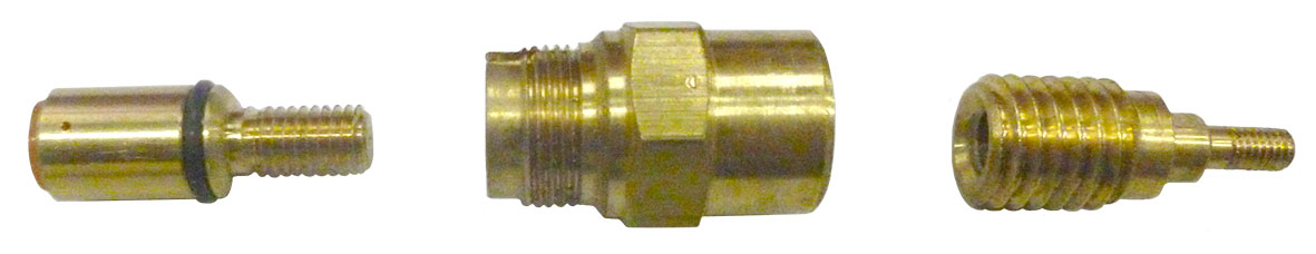 2 Клапан в сборе вентиля Кислород ржущий Р3П