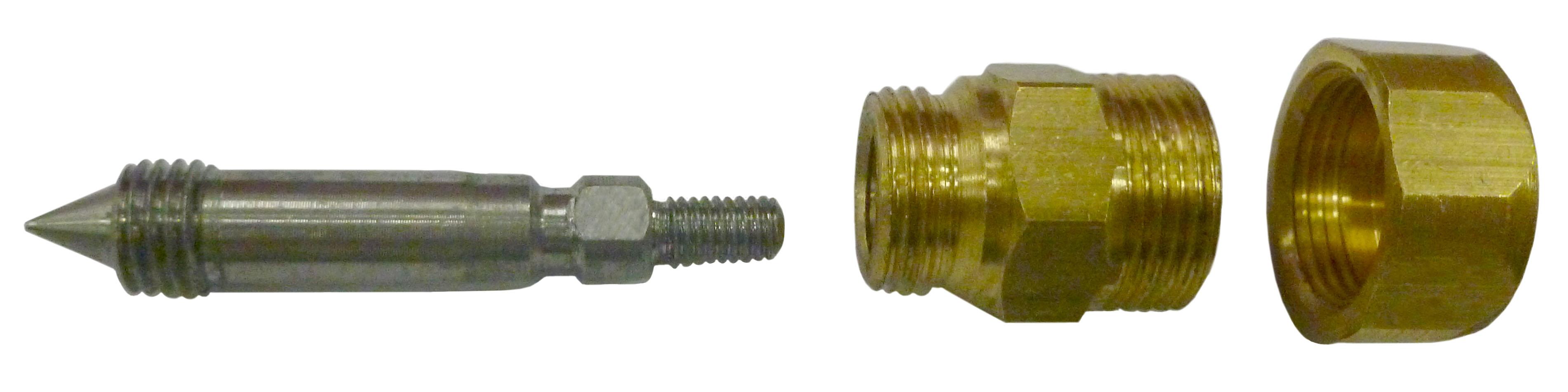 7 Клапан в сборе вентиля Газ, Кислород Г2