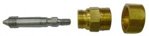 8 Клапан в сборе вентиля Газ, Кислород Г3
