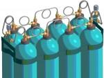 Арматура для сборки газовых моноблоков