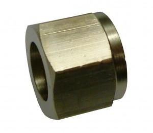 гайка Р12 тк клапану ВМ-06 (М18х1,5) латунь