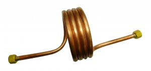 змеевик ЗР рамповый М16х1,5-М16х1,5 (10х1; L1500) медь