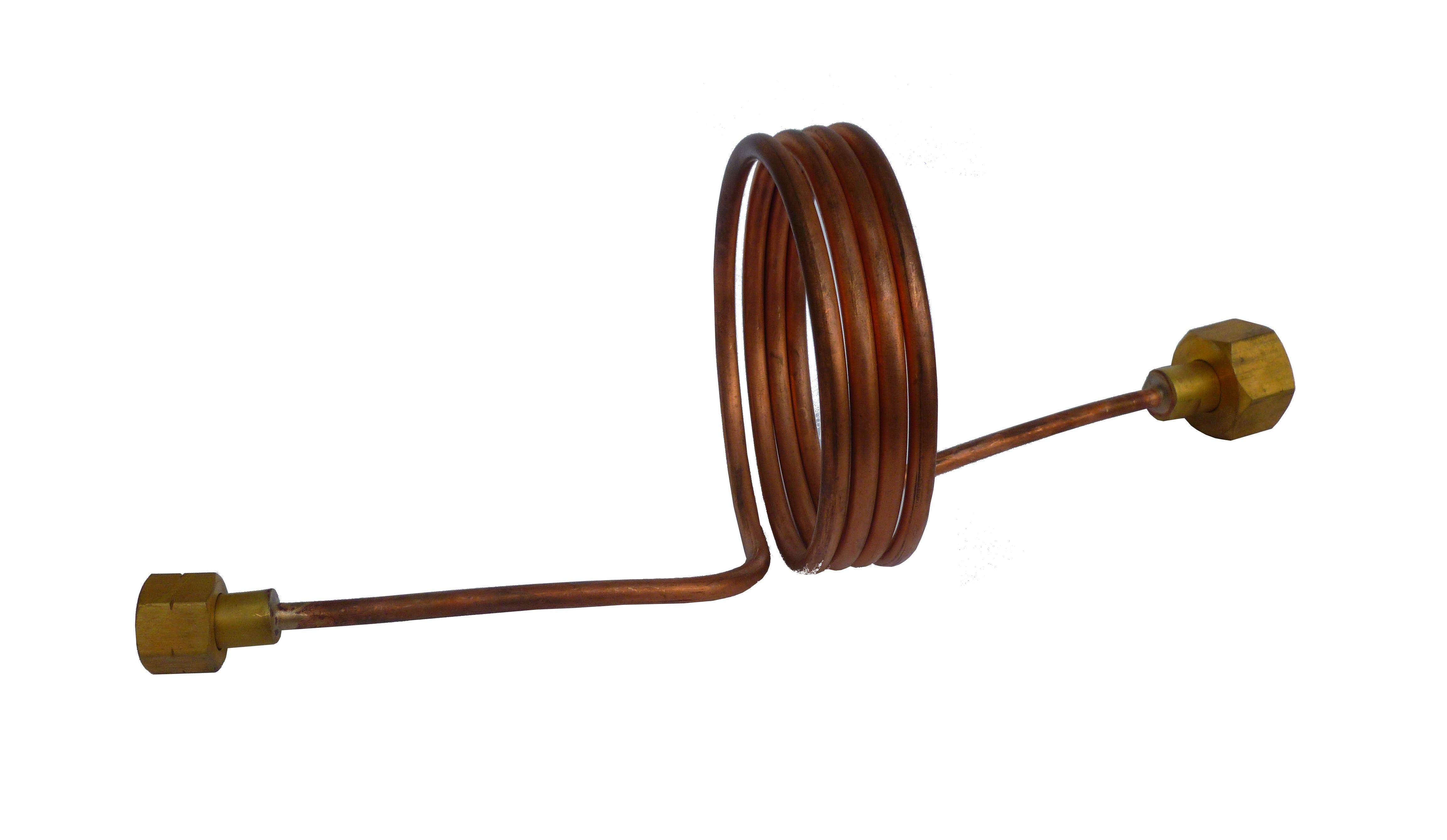 змеевик рамповый 3,4-м16х1,5 лев