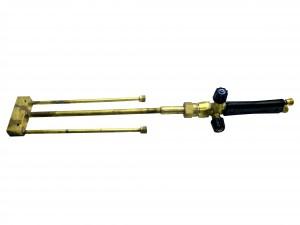 Горелка ГП-2 с ручкой ГП-1 Вулкан_1