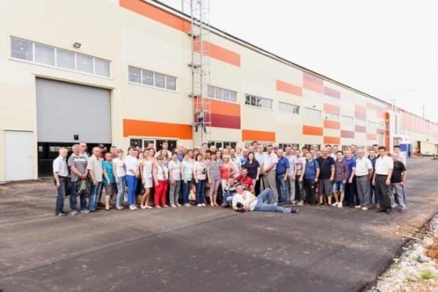 25 лет компании - ПромДжет - Фото команды