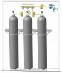 Рампы газовые одноплечевые (разрядные)